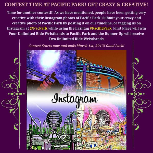 Instagram Contest February