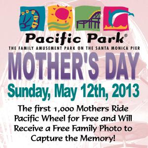 Pacific Park Mothers Day